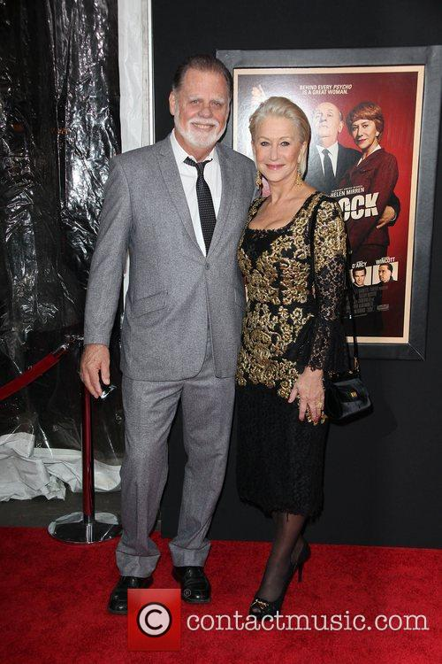 Helen Mirren and Taylor Hackford 2