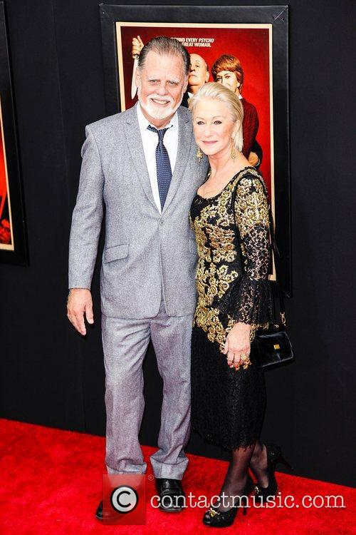 Taylor Hackford and Helen Mirren 2