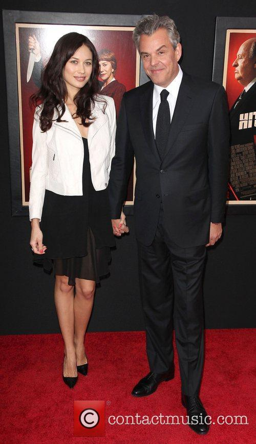 Olga Kurylenko and Danny Huston 3