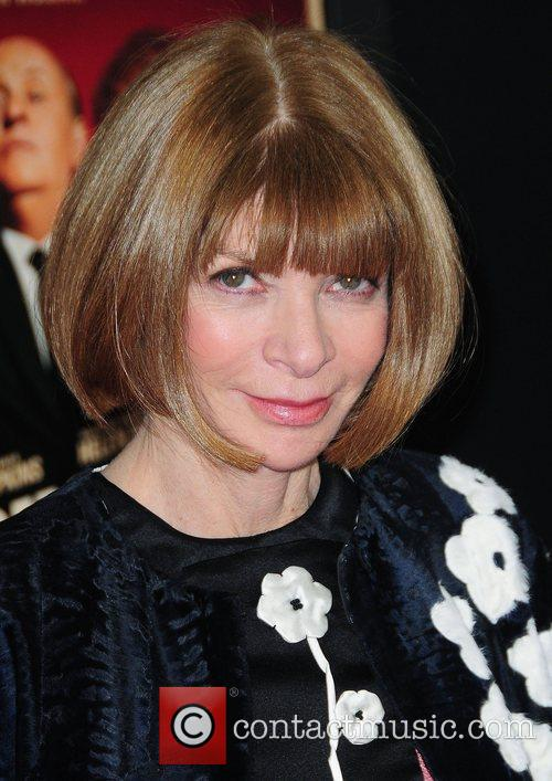 anna wintour at the hitchcock premiere at 4180495