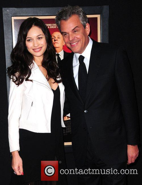 Olga Kurylenko and Danny Huston 7