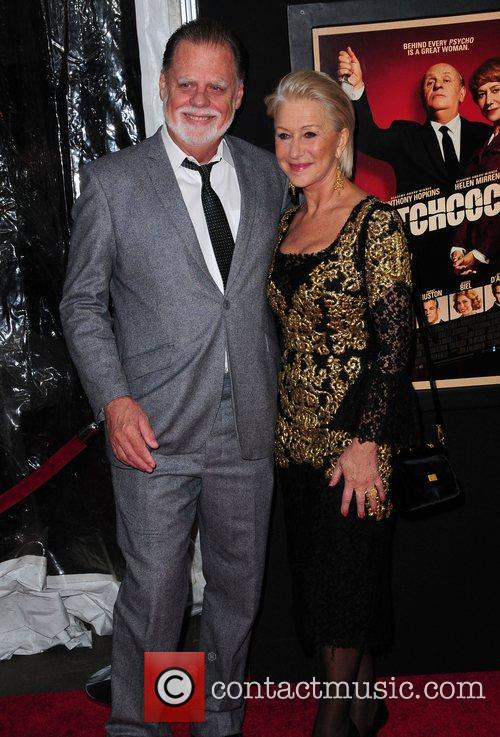 Taylor Hackford and Helen Mirren 5