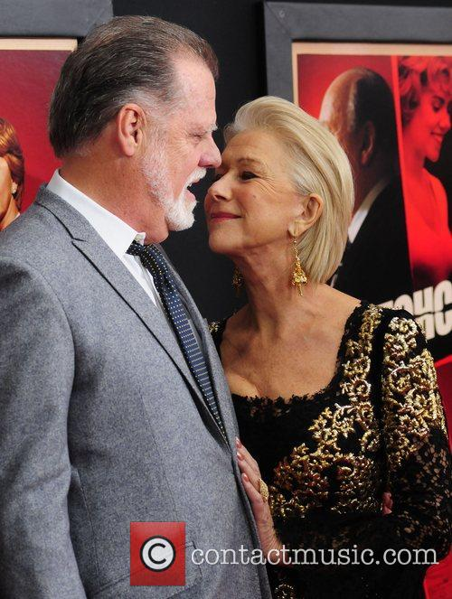 Taylor Hackford and Helen Mirren 4