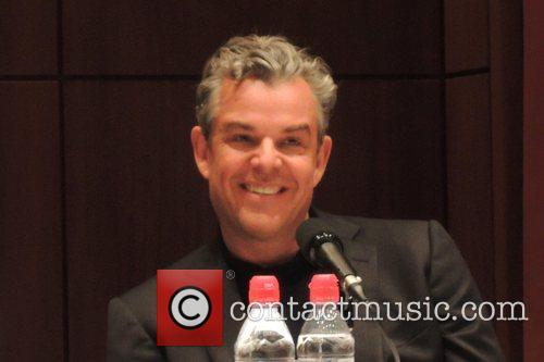 Danny Huston The cast of 'Hitchcock' attend a...