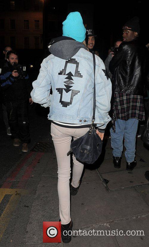 Cara Delevigne, Rihanna, Forum and Kentish Town 7