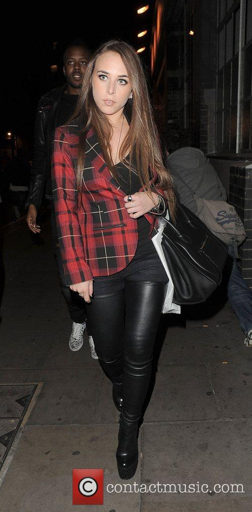 Chloe Green, Rihanna, Forum and Kentish Town 4
