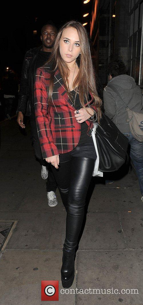 Chloe Green, Rihanna, Forum and Kentish Town 3