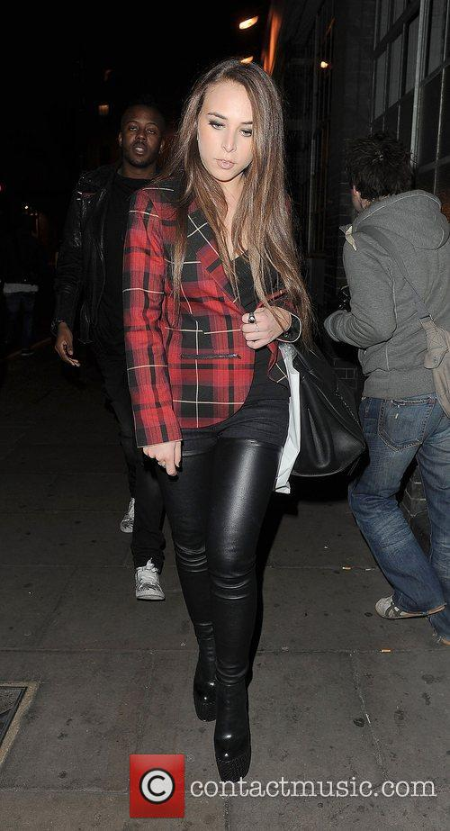 Chloe Green, Rihanna, Forum and Kentish Town 2