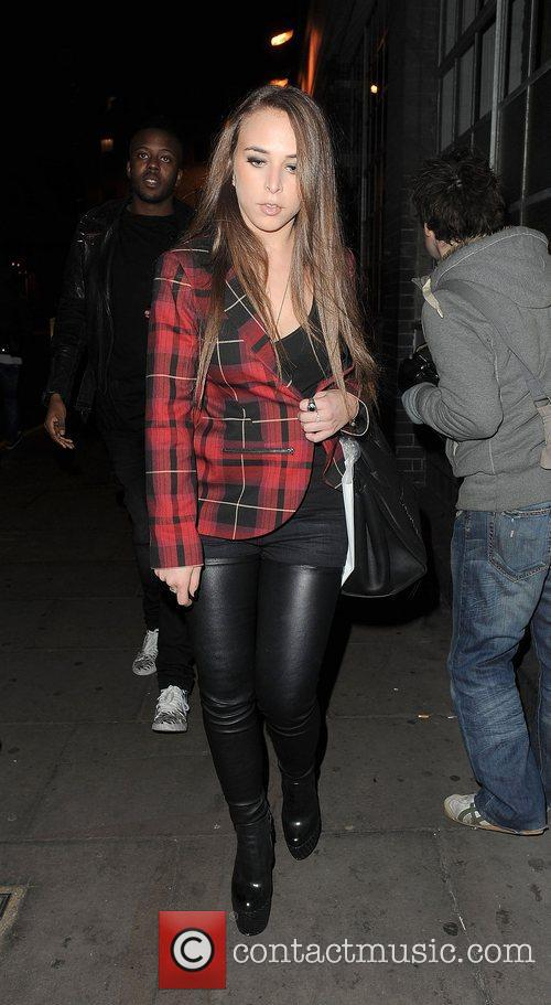 Chloe Green, Rihanna, Forum and Kentish Town 1