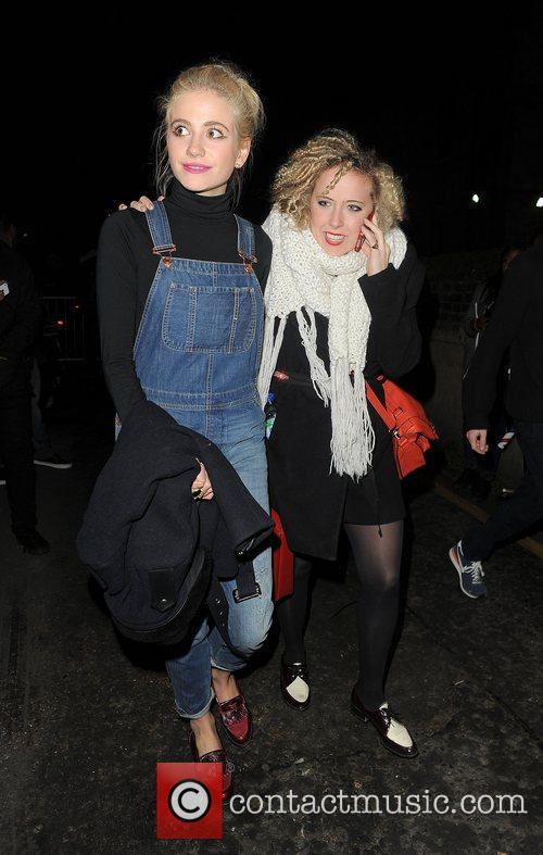 Pixie Lott, Rihanna, Forum and Kentish Town 10