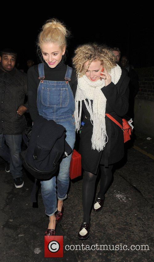 Pixie Lott, Rihanna, Forum and Kentish Town 5