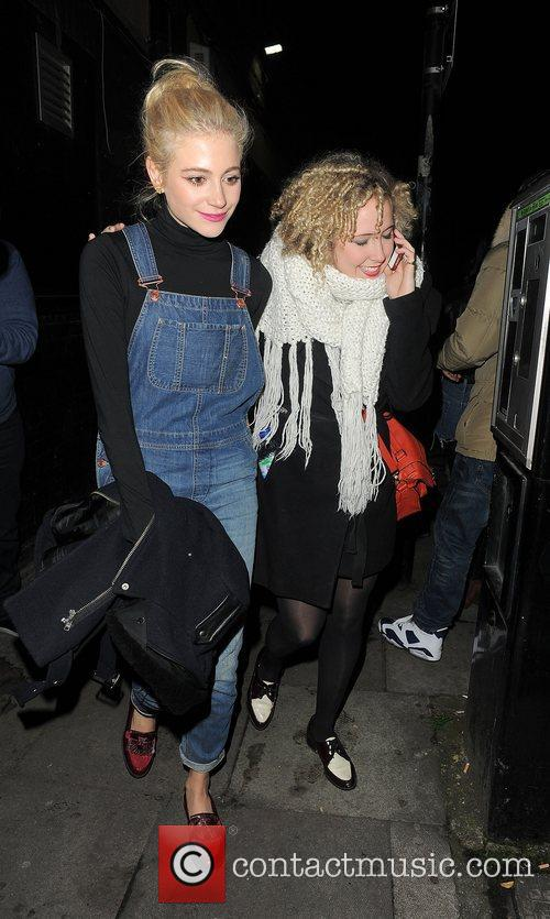 Pixie Lott, Rihanna, Forum and Kentish Town 8