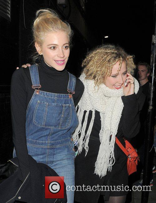 Pixie Lott, Rihanna, Forum and Kentish Town 4
