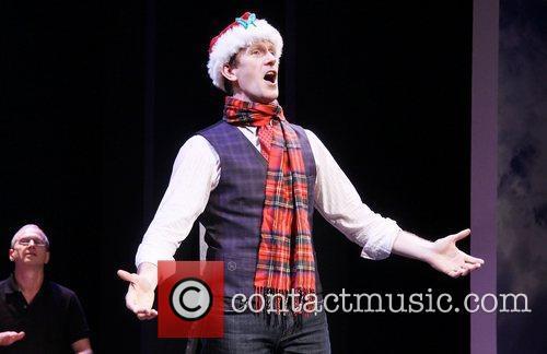 Mas' at the York Theatre. New York City,...