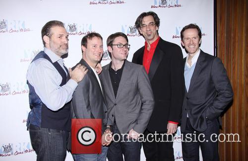 Marc Kudisch; Michael Croiter; Timothy Splain; Ritt Henn;...