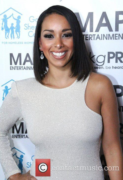 Gloria Govan, Holiday Toy Drive, Benefit Good Shepherd Center, Homeless Women, Los Angeles and California 2