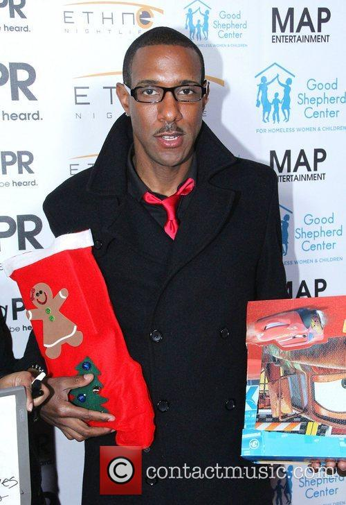 Jonathan Clardy, Holiday Toy Drive, Benefit Good Shepherd Center, Homeless Women, Los Angeles and California 9