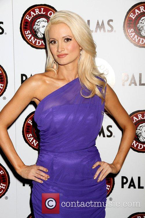 Holly Madison and Palms Hotel 2