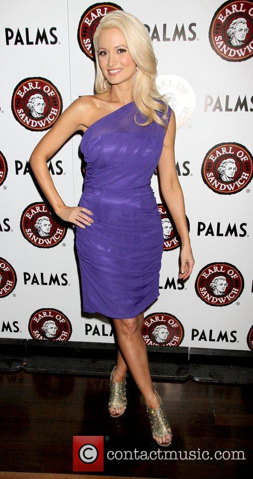 Holly Madison and Palms Hotel 3