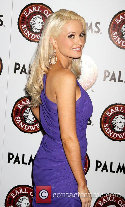 Holly Madison and Palms Hotel 5