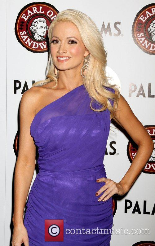 Holly Madison and Palms Hotel 11