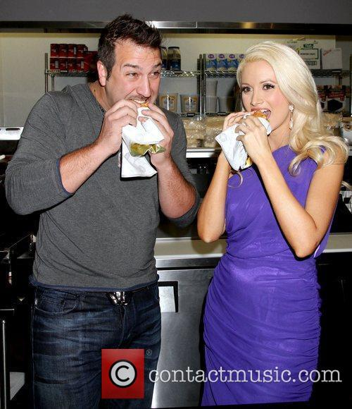 Joey Fatone and Holly Madison 5