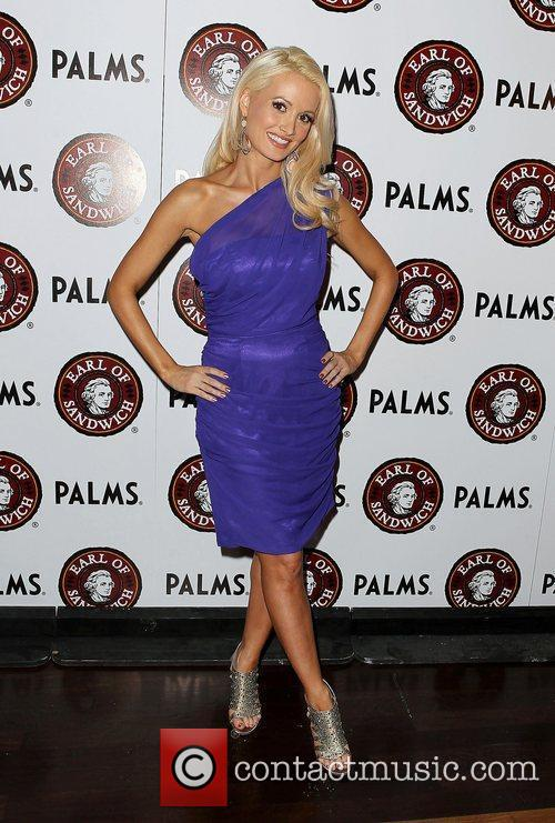 Holly Madison and Palms Hotel 13