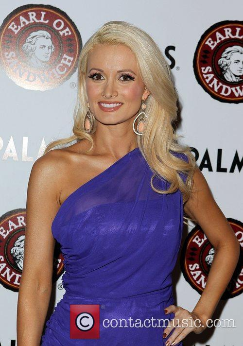 Holly Madison and Palms Hotel 14