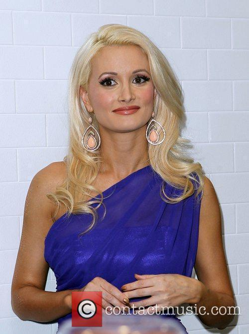 Holly Madison and Palms Hotel 18