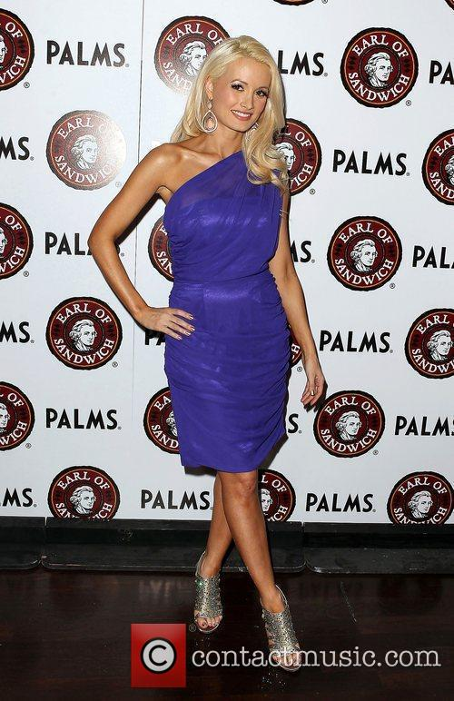 Holly Madison and Palms Hotel 23