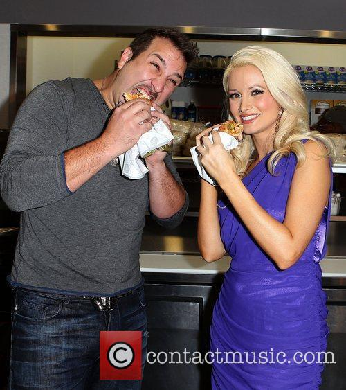 Joey Fatone and Holly Madison 7