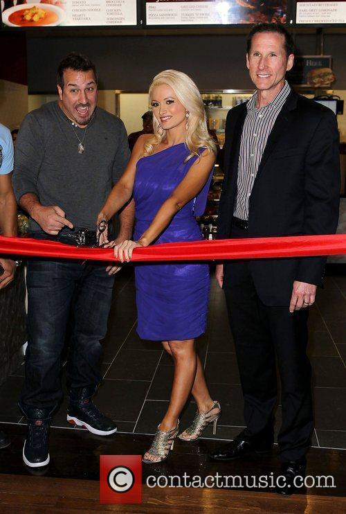 Joey Fatone and Holly Madison 8