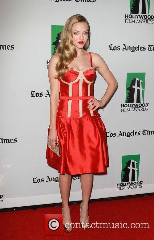 Amanda Seyfried 16th Annual Hollywood Film Awards Gala...