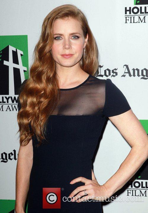 Amy Adams 16th Annual Hollywood Film Awards Gala...