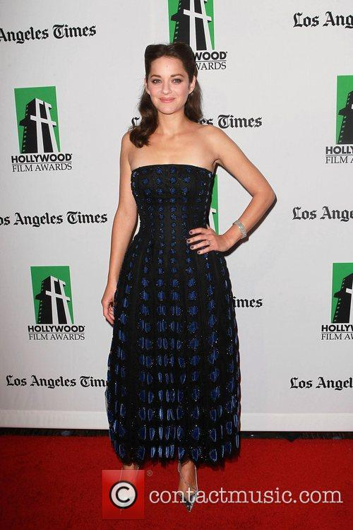 Marion Cotillard and Beverly Hilton Hotel 4