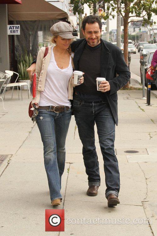 Demain Bechir and Stefanie Sherk leave The Kings...
