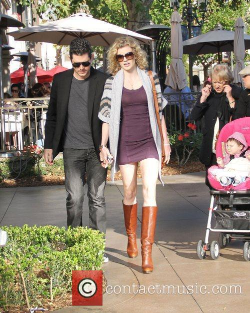 Shopping at The Grove