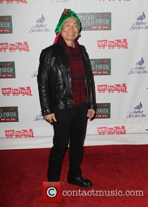 Hollywood Christmas Parade Benefiting, Marine Toys For Tots and Arrivals 4