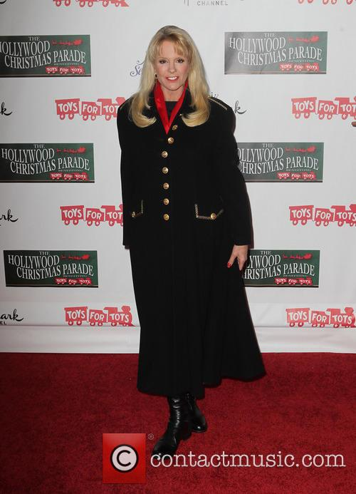 Hollywood Christmas Parade Benefiting, Marine Toys For Tots and Arrivals 1