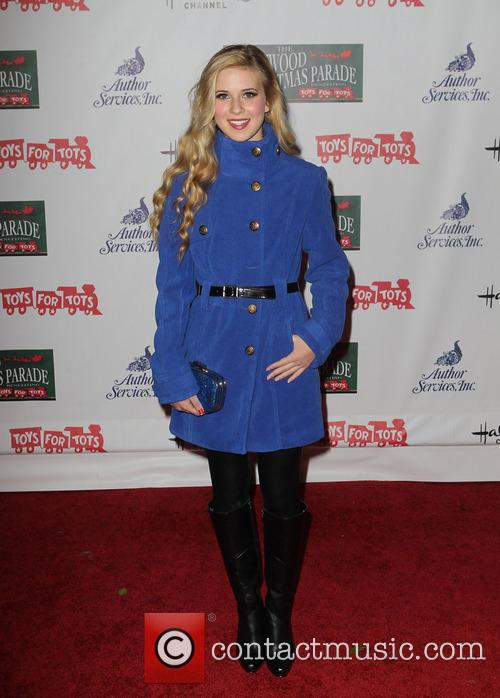 Hollywood Christmas Parade Benefiting, Marine Toys For Tots and Arrivals 3