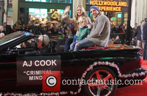 Hollywood Christmas Parade Benefiting, Marine Toys For Tots and Show 11