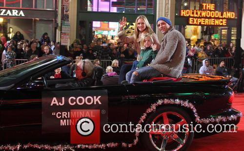 Hollywood Christmas Parade Benefiting, Marine Toys For Tots and Show 6