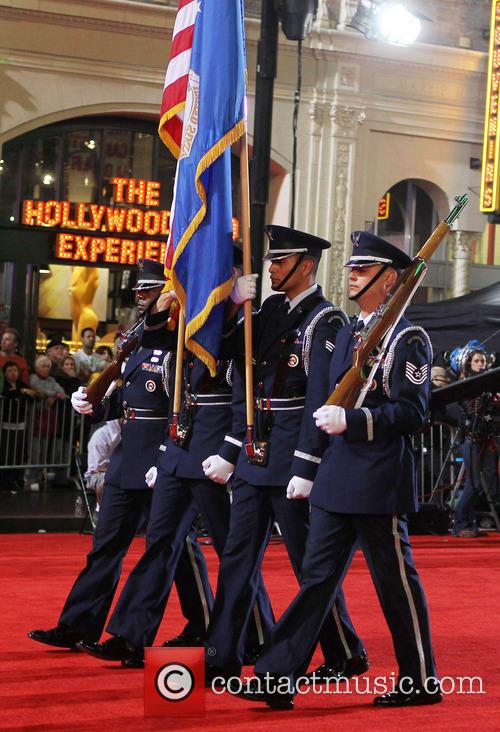 Hollywood Christmas Parade Benefiting, Marine Toys For Tots and Show 7