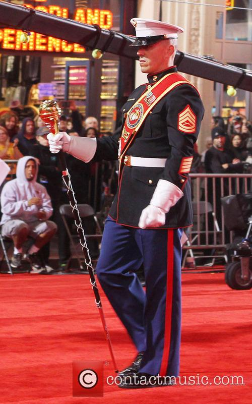 Hollywood Christmas Parade Benefiting, Marine Toys For Tots and Show 42