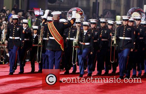 Hollywood Christmas Parade Benefiting, Marine Toys For Tots and Show 13