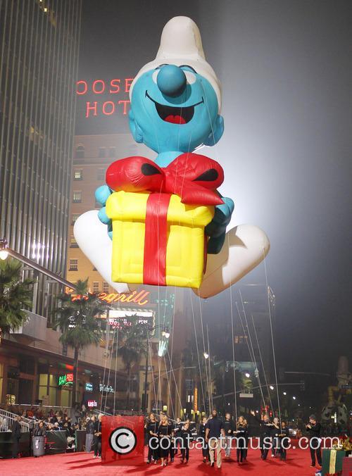 The Smurfs, Hollywood Parade