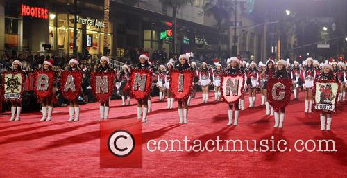 Hollywood Christmas Parade Benefiting, Marine Toys For Tots and Show 16