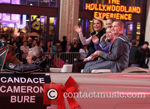 Hollywood Christmas Parade Benefiting, Marine Toys For Tots and Show 8