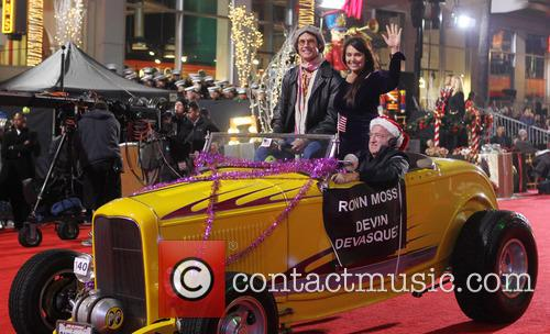 Hollywood Christmas Parade Benefiting, Marine Toys For Tots and Show 3