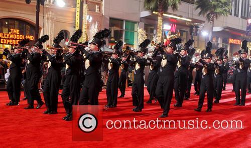 Marching Band, Hollywood Parade
